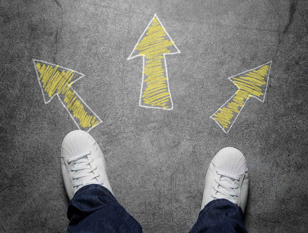 The power of making firm decisions